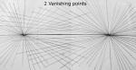 2 Vanishing Points