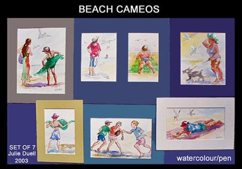BEACH CAMEOS 1