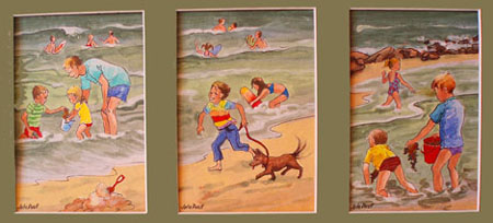 Fun at Avoca Beach 1 copy
